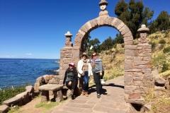 P22_Portao Ilha Taquile