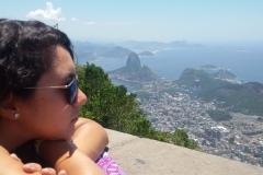3a Corcovado vista
