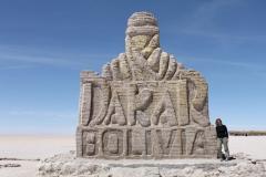 15.Juliana - Dakar Bolívia